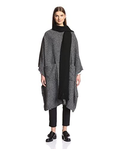 Thakoon Addition Women's Cape with Scarf