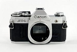 Canon AT-1 35mm Camera