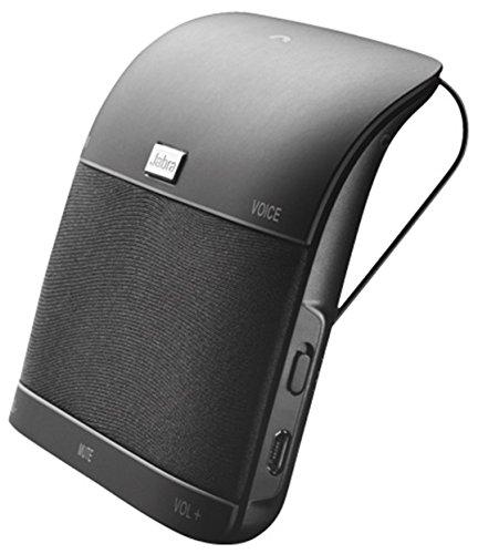 Jabra FREEWAY Bluetooth Speakerphone (Black, Retail Packaging)