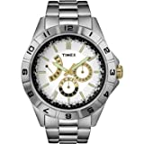 Timex Gents Retrograde Steel Bracelet Watch T2N515
