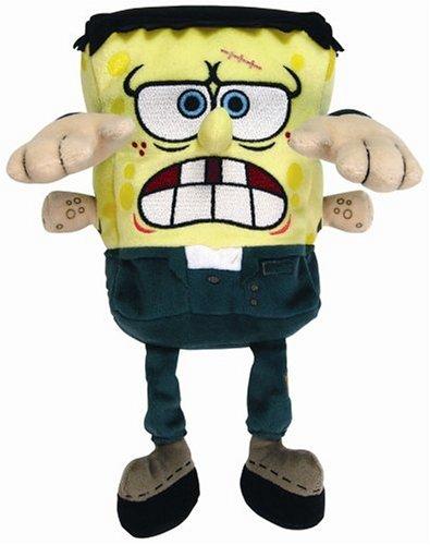 Ty Beanie Buddies SpongeBob - FrankenStein - 1