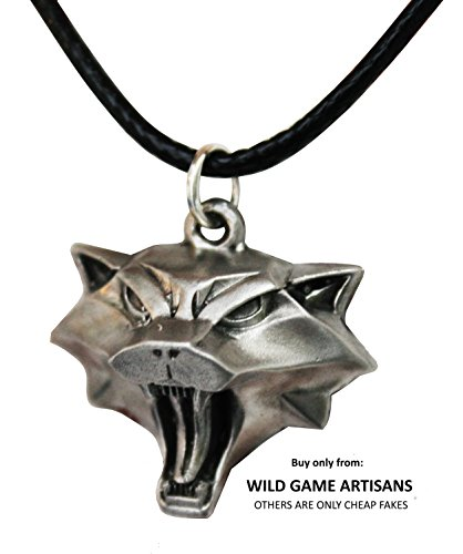 witcher-ciri-cat-school-medallion-professional-handmade