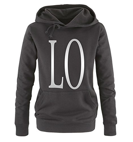 comedy-shirts-lo-love-damen-hoodie-schwarz-silber-gr-xl
