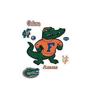 NCAA Florida Gators Mascot Wall Decal by Fathead