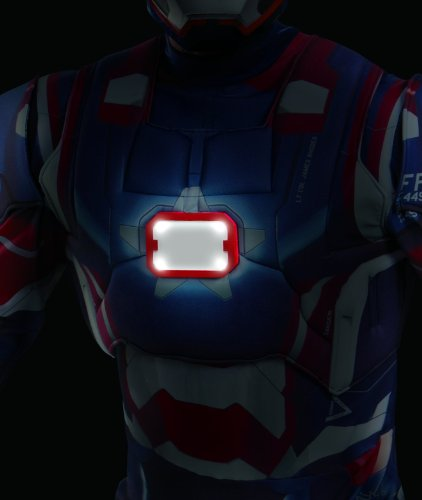 Iron Man 3 Chest Piece | www.imgkid.com - The Image Kid ...