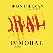Immoral: Jonathan Stride, Book 1 | [Brian Freeman]