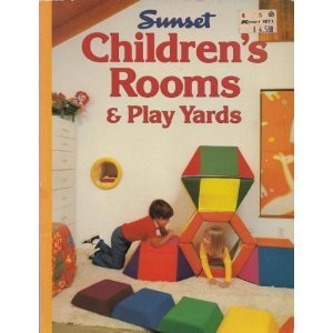 Childrens Rooms, Sunset Books, Sunset Magazine & Book