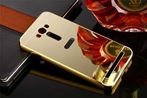 ZEDAK BUMPER+BACK FOR ASUS ZENFONE 3 MAX-GOLD