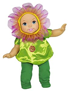 Little Mommy Sweet As Me Garden Party Flower Doll