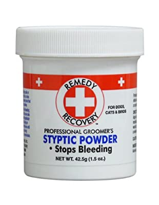 Styptic Powder for Pets, 1.5-Ounce
