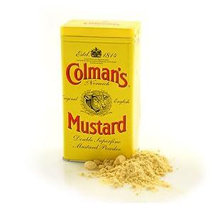 Colman's Double Superfine Mustard Powder (4 ounce)
