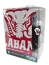Alabama Crimson Tide Golf Towel Gift Pack