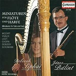 Minatures for Flute & Harp