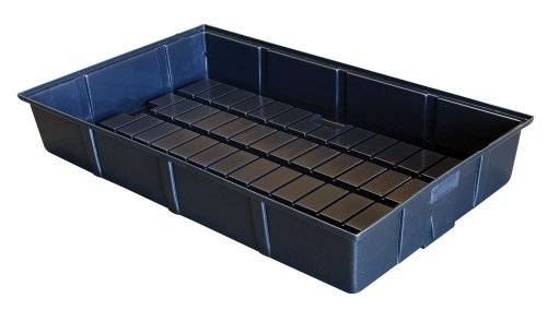 2' x 4' Flood Tray (black) - Botanicare
