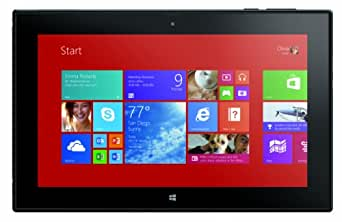 Nokia Lumia 2520 4G LTE Tablet, Black 10.1-Inch 32GB (Verizon Wireless)