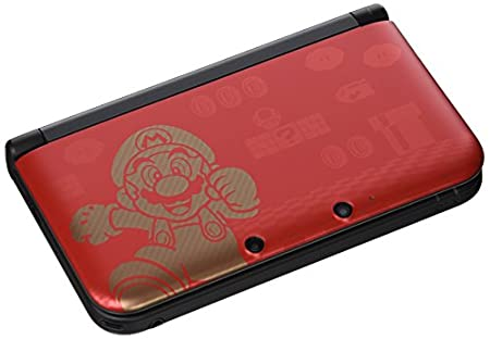 Nintendo 3DS XL New Super Mario Bros 2 Limited Edition