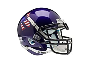 NCAA Northwestern Wildcats Authentic XP Flag by Schutt