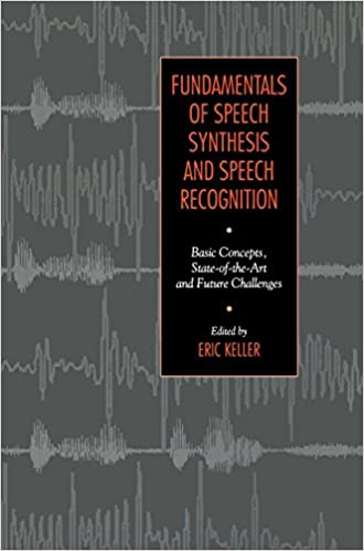 Fundamentals of Speech Synthesis and Speech Recognition price comparison at Flipkart, Amazon, Crossword, Uread, Bookadda, Landmark, Homeshop18