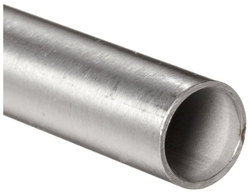 Stainless Steel 304 Seamless Round Tubing, 3/8