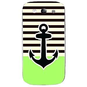 Skin4gadgets Anchor in beautiful Neapolitan Pattern 28 Phone Skin for SAMSUNG GALAXY S3 (I9300)