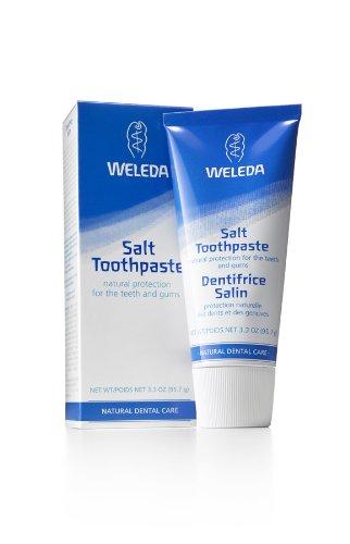 Weleda Salt Toothpaste, 2.5-Fluid Ounce (Pack of 2)