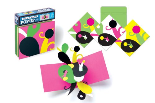 Pop-Up Note Cards (Paisley Pop)