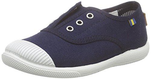 KavatFagerhult TX - Scarpe da Ginnastica Basse Unisex - Bambini , Blu (Blau (89)), 28