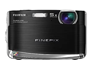 Fujifilm FinePix Z70 12 MP Digital Camera with 5x Optical Zoom and 2.7-Inch LCD (Black)