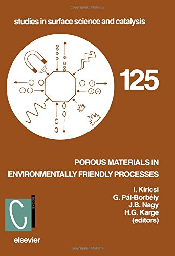 Porous Materials in Environmentally Friendly Processes, Volume 125: Proceedings of the 1st International FEZA Conference