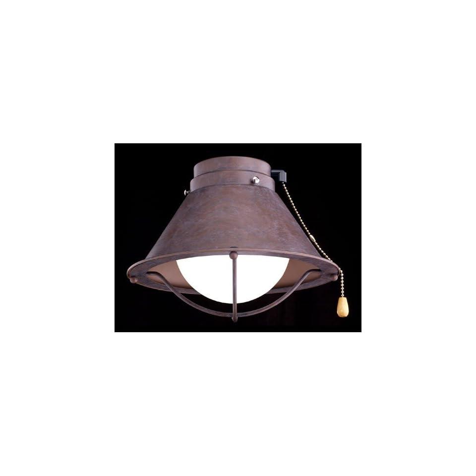 Emerson Ceiling Fans Seaside Indoor/Outdoor Ceiling Fan Light Kit LK46