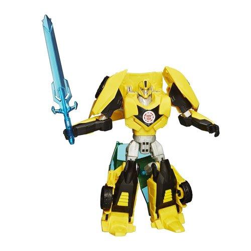 Hasbro B0907ES0 - Transformers Rid Warrior Bumblebee