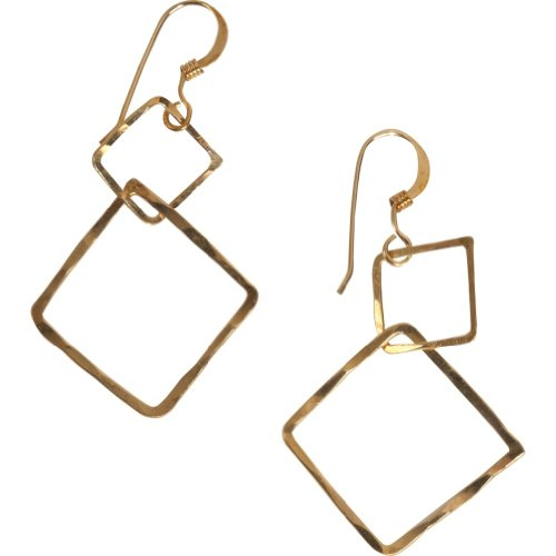 Apt. No 5 Two Hammered Diamonds (Gold)