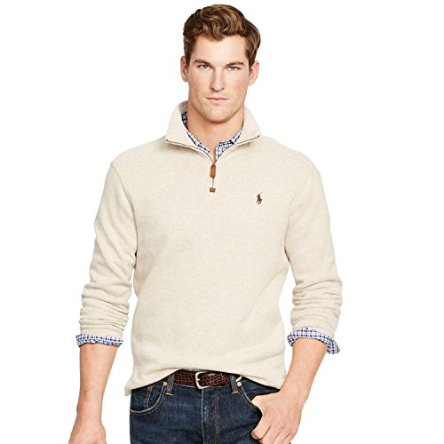 polo-ralph-lauren-mens-french-rib-half-zip-pullover-sweater-x-large-expedition-heather