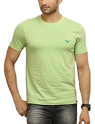 Police Men's Crew Neck Slim Fit T-Shirt