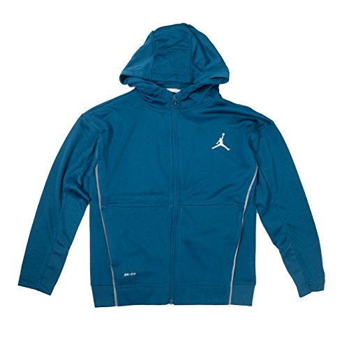 Nike Jordan Big Boys Jumpman Basketball Hooded Jacket