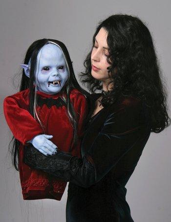 Costu (Puppet Costume Scary)
