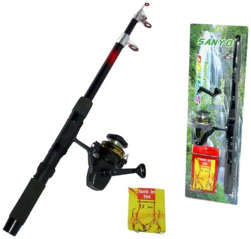 Imagen principal de Tac - Caña pescar en blister 52x17