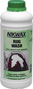 Buy Nikwax Rug Wash, 33.8 fl. oz by Nikwax