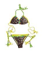4giveness Bikini (Leopardo / Amarillo)