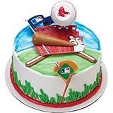 MLB Boston RED SOX Cake Dec Kit