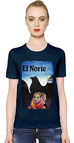 el-norte-poster-frauen-t-shirt-women-t-shirt-girl-ladies-stylish-fashion-fit-custom-apparel-by-slick