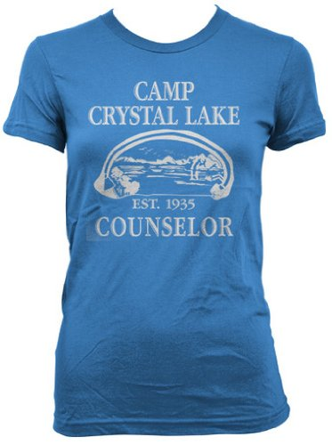 Womens Camp Crystal Lake Shirt funny shirts girls t shirts novelty adult clothing great gift ideas