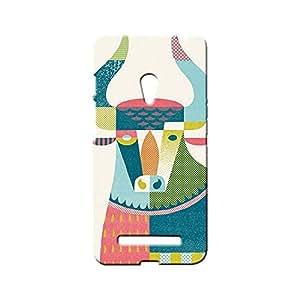 G-STAR Designer Printed Back case cover for Asus Zenfone 5 - G0649