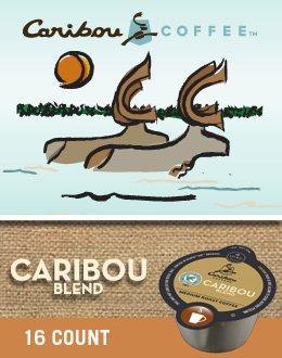 Caribou Caribou Blend Vues - 16 Count