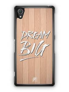 YuBingo Dream BIG Designer Mobile Case Back Cover for Sony Xperia Z2