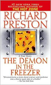The Demon in the Freezer Publisher: Fawcett (Demon In Freezer compare prices)