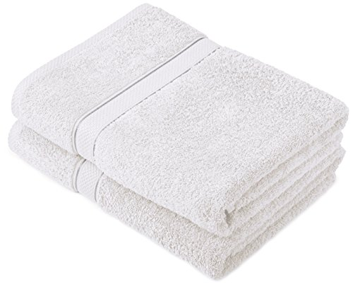 Lo más barato Juego de toallas de algodón egipcio Pinzon by Amazon