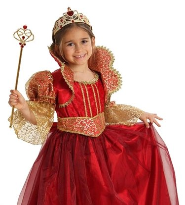 New Kids Renaissance Fairy Princess Halloween Costume