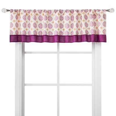 Mudhut Jezara Baby Valance - Home Decor, Baby Bedding, Nursery Accessories, Curtains and Blinds, Window Treatments - 1