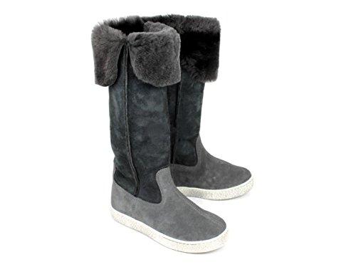 Naturino, Stivali da neve unisex bambino, Grigio (grigio), 30